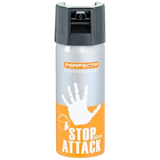 GAZ pieprzowy PERFECTA Stop Attack - punktowy 50ml