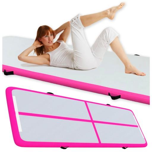 Sciezka Akrobatyczna Materac Gimnastyczny Airtrack 8088985742 Allegro Pl