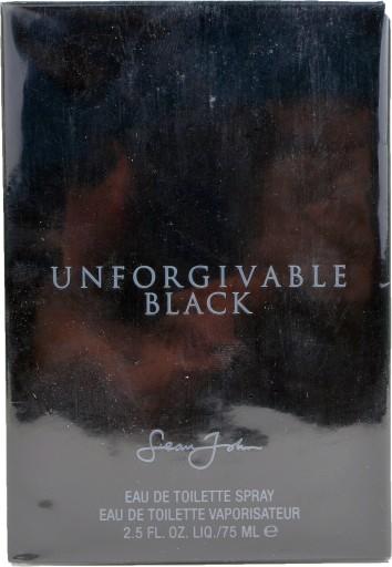 sean john unforgivable black