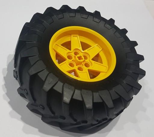 Lego Koło 15038c05 duże z 42070 42081 Technic