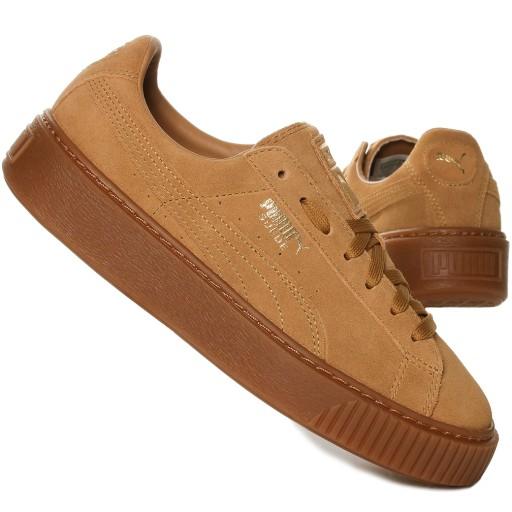Buty damskie sneakersy Puma Suede