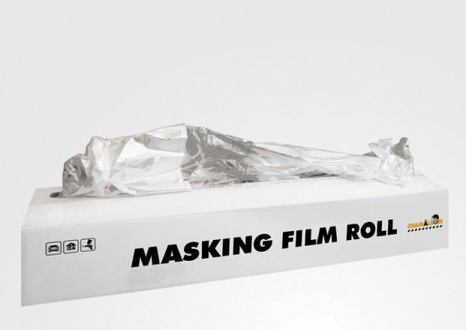 Пленка маскировочная краска в рулоне 5x120m