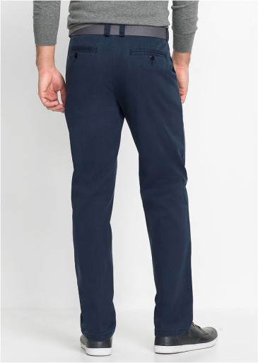 AR2790 SPODNIE CHINO REGULAR FIT STRAIGHT R.54 BPC 10767189405 Odzież Męska Spodnie SM CSFWSM-2