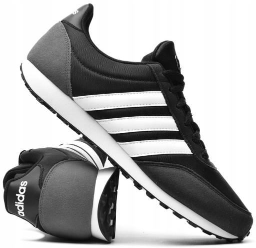 Buty Męskie Sportowe Adidas V Racer BC0106 r.40,5