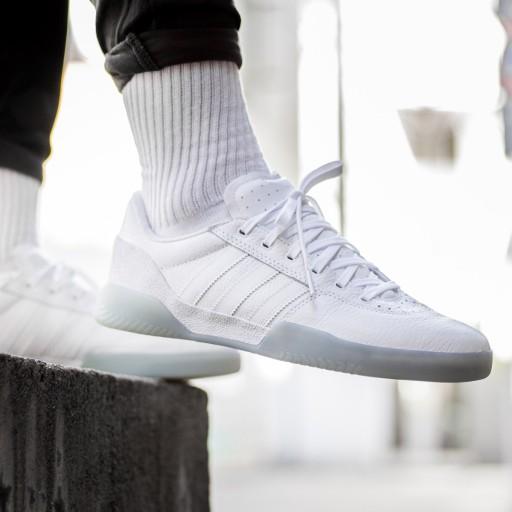 Buty Adidas City Cup CG5635 Białe Sneakersy męs 41