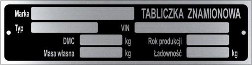 PRIEKABA LENTELE VARDO LENTELE 148x38mm