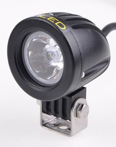 ZIBINTAS (LEMPOS-FAROS) TOLI SIEKIANTI SPOT HALOGENAS CREE 10W nXn LED