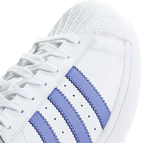 Buty adidas Superstar biało niebie G27810 R 41 13