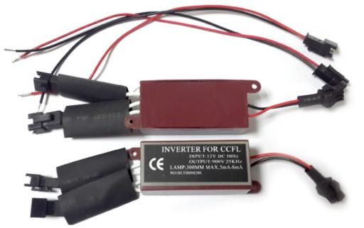 Inverter UZDEGIMO RITE (UZDEGIMO RITE (STARTERIS)) do ZIEDAI BMW CCFL 12V / 800V DC