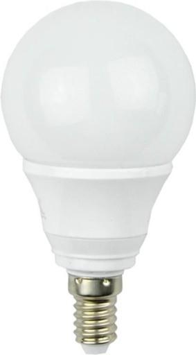 ŻARÓWKA LED MLECZNA BAŃKA E14 5W 350LM ART