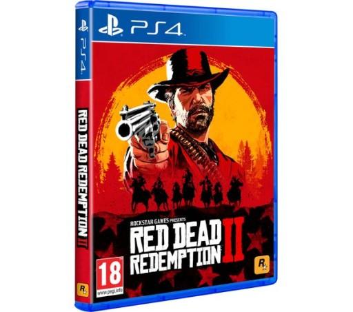 Red Dead Redemption II 2 PS4 po Polsku PL