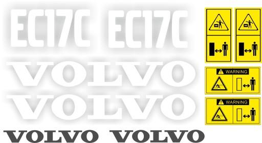 LIPDUKAI VOLVO EC17C EC 17 C MINIKOPARKA