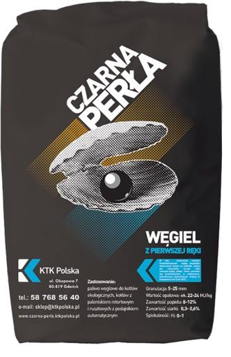 Czarna Perła - węgiel prosto od producenta!