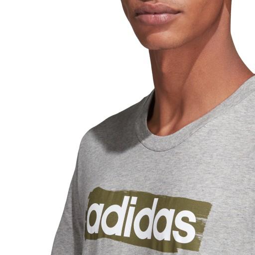 koszulka męska T-shirt adidas r M DV3051 7922803582 Odzież Męska T-shirty NM RGBGNM-5