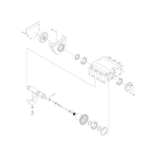 WACKER 0043203 TARPINE STUMOKLIO wibracji DPU
