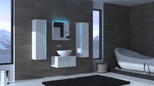 Meble łazienkowe Z Lustrem Szafki łazienkowe A1
