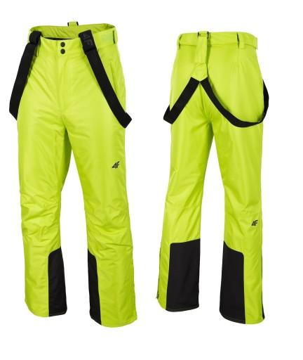 Spodnie Meskie Narciarskie 4f Spmn001 Zielone M 8709674245 Allegro Pl