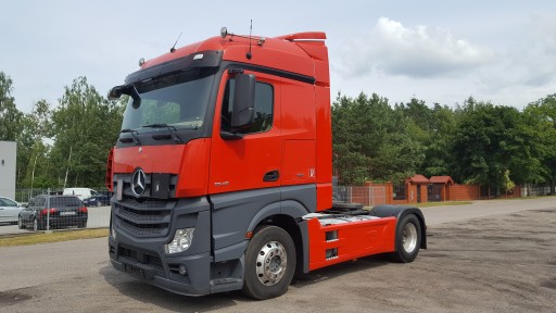 SPOILER CABINS MERCEDES ACTROS MP4 BIG SPACE