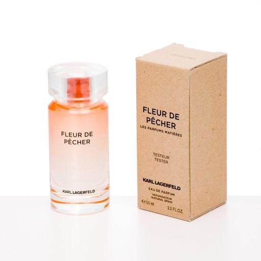lagerfeld les parfums matieres - fleur de pecher