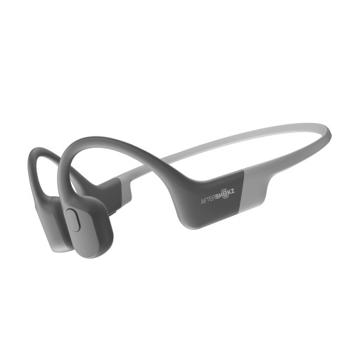 Aftershokz Aeropex słuchawki kostne Lunar Grey
