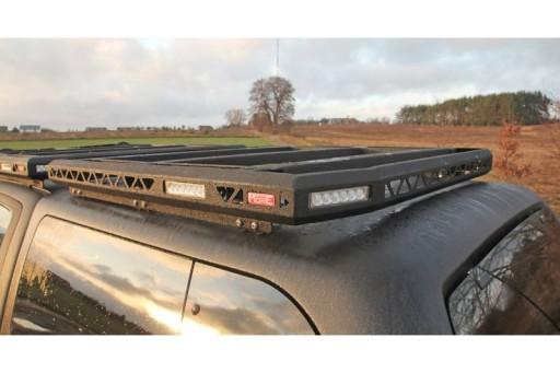 BAGAZINES STOGO na hardtop pickup'a 120x120cm