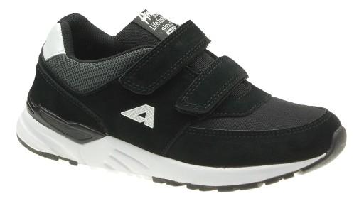 Buty Sportowe AMERICAN CLUB Adidasy Rzepy 34