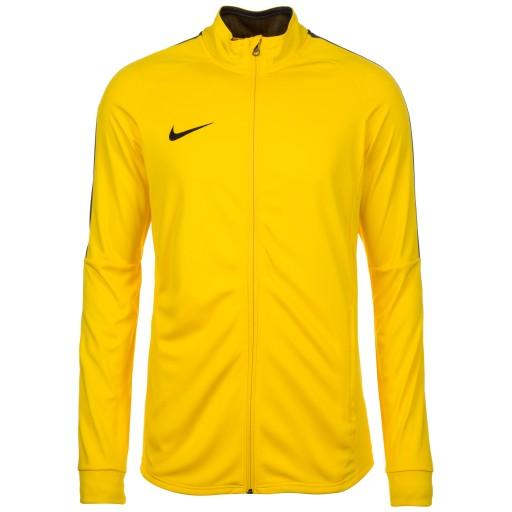bluza nike zółta
