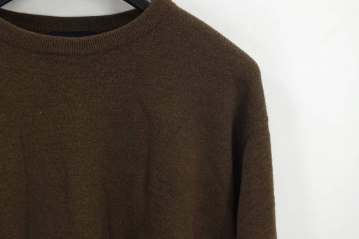 Burberry sweter męski 5 L brązowy