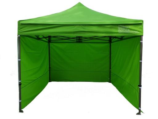 Namiot Wystawowy 3x3 Handlowy Hex40s Wysoka Jakosc 8183841469 Allegro Pl