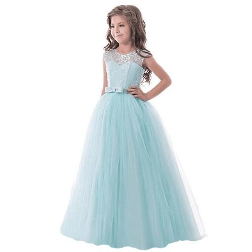 Sukienka wizytowa suknia balowa na wesele 134