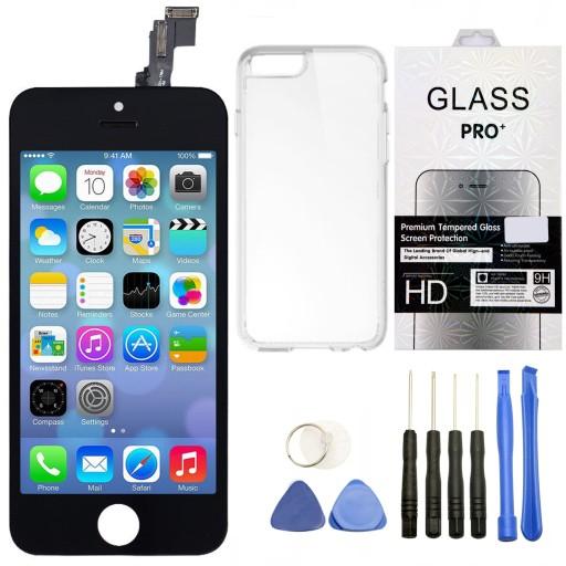 WYŚWIETLACZ LCD EKRAN DOTYK SZYBKA do iPhone 5S