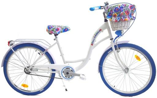 Rower Miejski 24 Dla Dziewczynki Dallas Na Komunie 7672725160