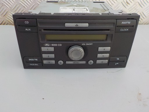 CD RADIO FOCUS MK2 II 05R M166783 #