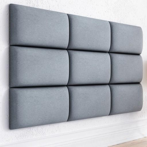 Panele ścienne 60x30 Tapicerowane Dekoracyjne