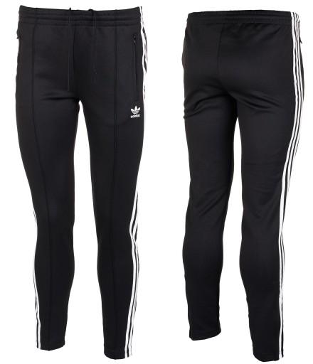 Spodnie dresowe damskie adidas originals czarne 40