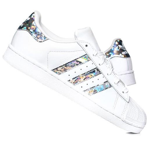 Buty Adidas Superstar Hologram F33889 Originals