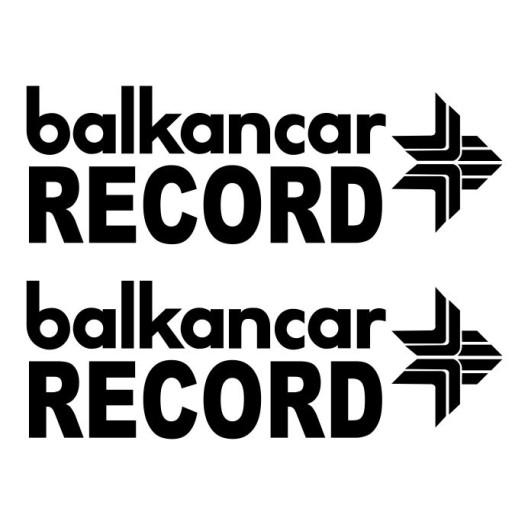 LIPDUKAI TRAVERSAS SAKINIS KRAUTUVAS BALKANCAR RECORD do 12 cm