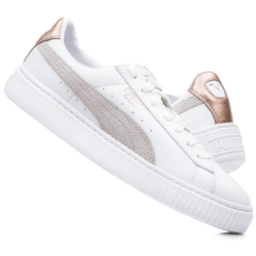 Buty damskie Puma Basket Platform 366814 02