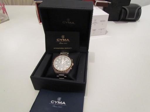 Zegarek cyma w Zegarki Allegro.pl