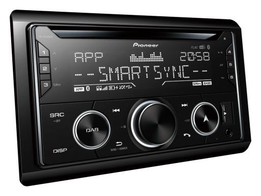 Pioneer Fh S820dab Radio Samochodowe Dab Antena 8641366605 Sklep Internetowy Agd Rtv Telefony Laptopy Allegro Pl