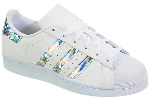 Buty damskie Adidas Superstar F33889 37 13