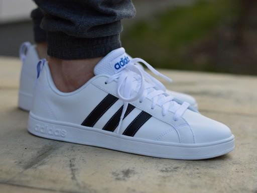Adidas VS Advantage F99256 Buty Męskie Białe