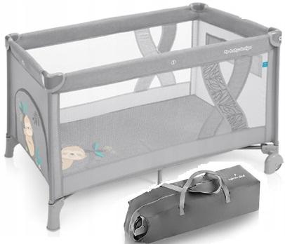 Lozeczko Turystyczne Kojec Simple Baby Design 7437058052 Allegro Pl