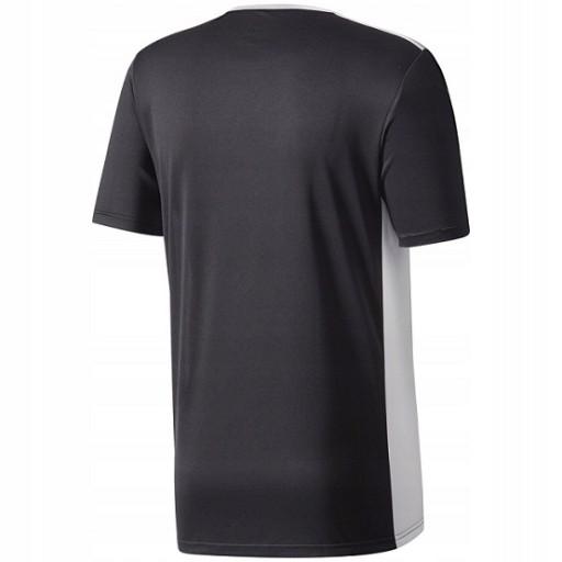 Koszulka męska adidas Entrada 18 CF1035 t-shirt XL 7634429941 Odzież Męska T-shirty CK HOPFCK-3
