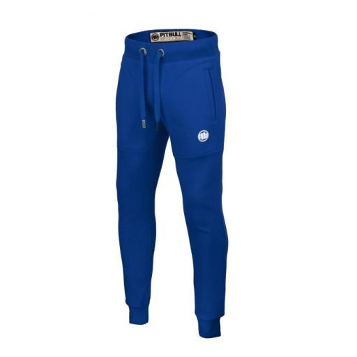 PIT BULL spodnie dresowe dresy SMALL LOGO blue L 8566610754 Odzież Męska Spodnie FP PGYIFP-5