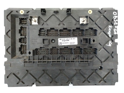 Single-CAR CONTROLLER THE BLOCK ACTROS MP4 0014463158