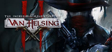 Incredible Adventures Van Helsing 2 PL steam +DLC