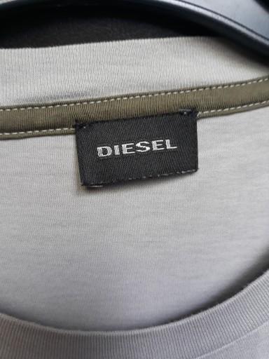 T - Shirt męski firmy DIESEL 10766337428 Odzież Męska T-shirty UA WLWKUA-6