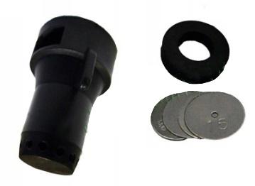 RINKINYS RSM 7-SKYLIOTAS ARAG fi 19mm + 5 kryz + tab