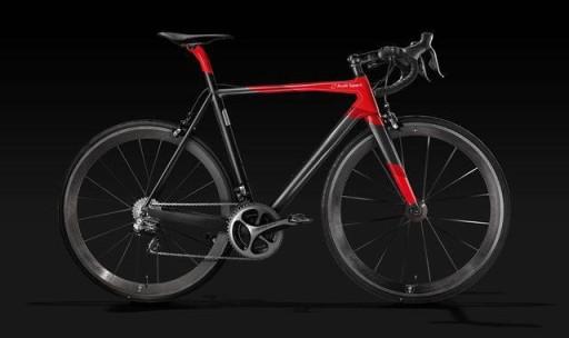 Rower Audi Sport Racing Bike 51 Black Red 8930818013 Allegro Pl